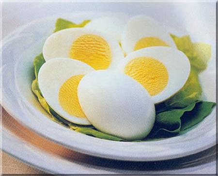 Про яйца и не только