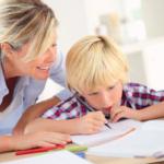 Помощь родителей при выполнении домашнего задания