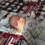 Полезная информация для родителей о развитии ребенка до года